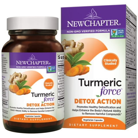 Turmeric Force™ Detox Action