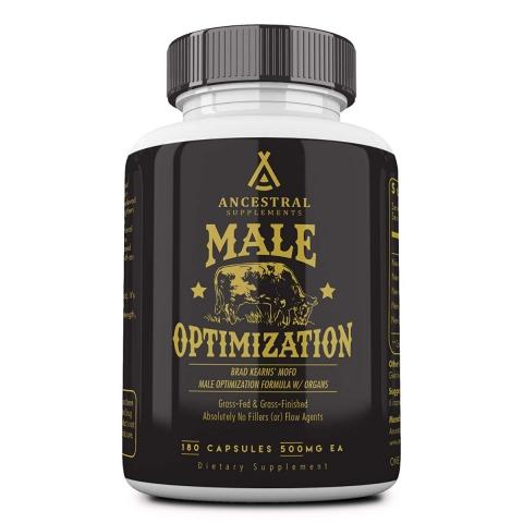 Grass-Fed Bovine - Male Optimization Formula (MOFO)