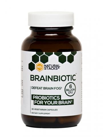 BrainBiotic™ Brain Health Probiotics