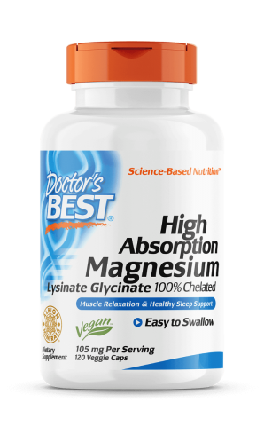 Magnesium chelated - High Absorption Magnesium - Albion®