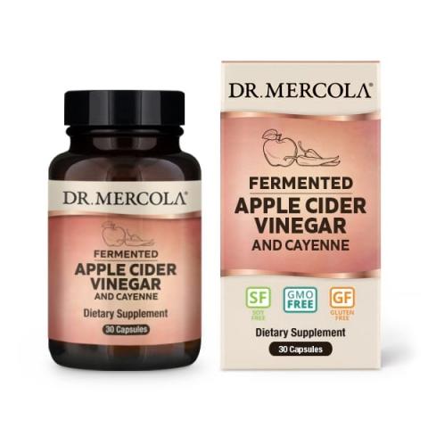 Dr. Mercola - Gefermenteerde Appelazijn en Cayenne