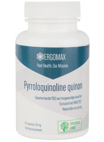 PQQ - Pyrroloquinoline Quinone - MGCPQQ®