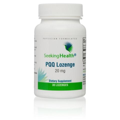 Seeking Health - PQQ Zuigtabletten
