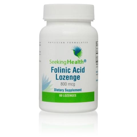 Folinic Acid - Lozenges