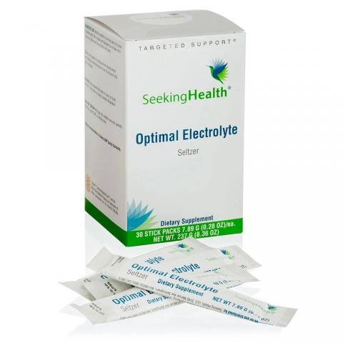 Optimal Electrolyte - Seltzer - 30 sachets