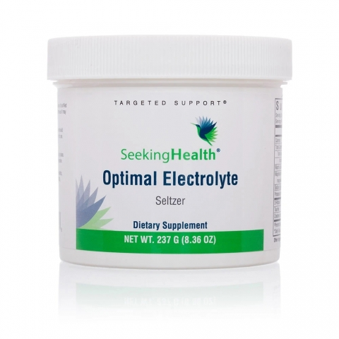 Optimal Electrolyte Powder - Seltzer