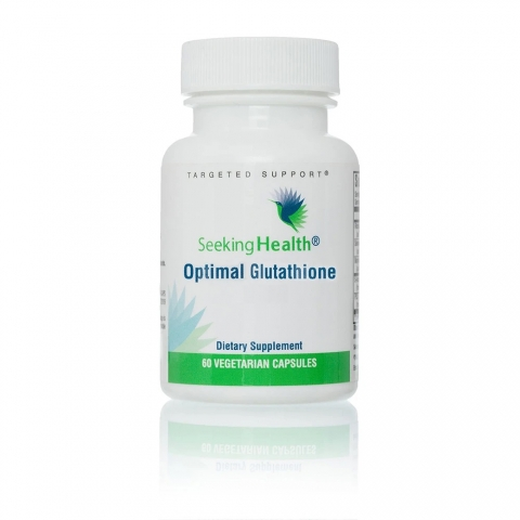 Optimal Glutathione - capsules