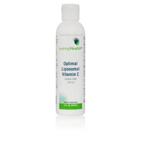 Optimal Liposomal Vitamin C
