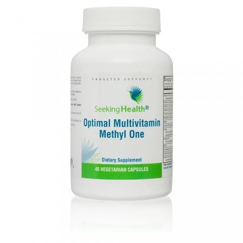 Optimal Multivitamin Methyl One - capsules