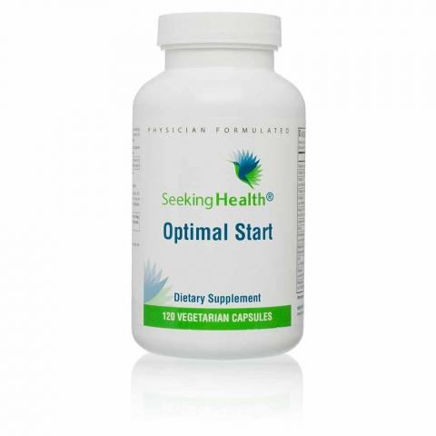 Seeking Health - Optimal Start