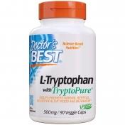 Doctor's Best - L-Tryptofaan - TryptoPure®