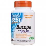 Doctor's Best - Bacopa Monnieri - Synapsa™