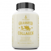Ancestral Supplements - Beef collagen - Grass Fed - 180 capsules