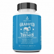 Ancestral Supplements - Grass-fed Thymus - 180 capsules