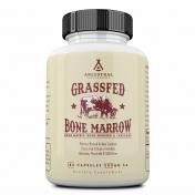 Ancestral Supplements - Grassfed Bovine Bone Marrow - 180 capsules