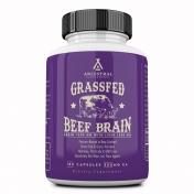Ancestral Supplements - Grassfed Bovine Brain - 180 capsule