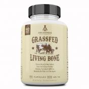 Living Bone - Natural Calcium-Protein Complex - Grass-fed