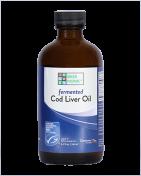 Liquid Fermented Cod Liver Oil - Cinnamon - 180 ml