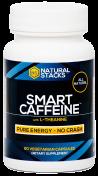 Natural Stacks - Caffeine - Smart Caffeine - 60 vegetarian capsules