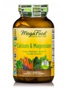 MegaFood - Natural Calcium, Magnesium and Potassium Formulation - 60 tablets
