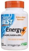 Doctor's Best - Energy+ - CoQ10, NADH & B12