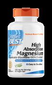 Doctor's Best - Magnesium Chelaat - Albion®