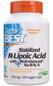 R-alpha lipoic acid with BioEnhanced® Na-RALA