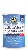 Gelatin (grass-fed) - Collagen Hydrolysate - mixed berry flavored
