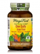 One Daily (iron free) - Multivitamins - 60 Tablets