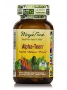 MegaFood - Alpha Teen - Natural Multivitamin & Mineral Complex - 90 tabletten