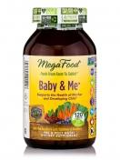 MegaFood - Baby & Me - 120 Vegetarian Tablets - 120 tabletten