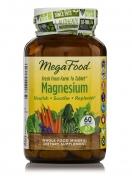 MegaFood - Magnesium - 60 Tablets