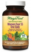 One Daily - Multivitamins for Women over 55 - 60 tablets