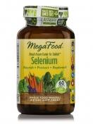 MegaFood - Selenium - 60 Tablets