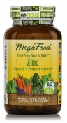 MegaFood - Zinc - 60 Tablets - 60 tabletten
