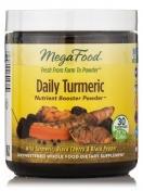 MegaFood - Turmeric / Curcumine Nutrient Booster Powder - 59 gram