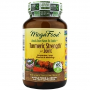 MegaFood - Turmeric Strength™ for Joint -  60 tablets