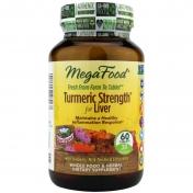 MegaFood - Turmeric Strength™ for Liver - 60 tabletten