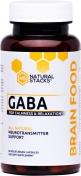 Natural Stacks - GABA Brain Food - 60 capsules