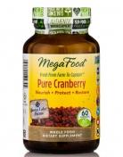 MegaFood - Pure Cranberry - 60 vegetarian capsules
