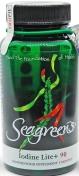 Seagreens - Organic Seaweed Extract + Iodine - 60 capsules