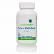 Seeking Health - Optimal Multivitamine - 60 Kauwtabletten
