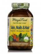MegaFood - Skin Nails & Hair - 60 Tablets - 60 tabletten