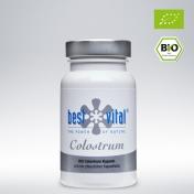 Organic Colostrum Extract - 60 capsules