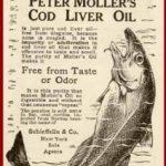 Cod liver oil: Super-fat!