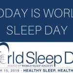 World Sleep Day: Healthy sleep, Healthy aging